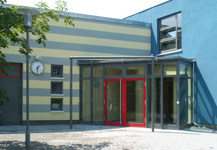 Vocational school in Suhl | rebuilding, refurbishment